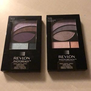 Two NEW eyeshadow pallets